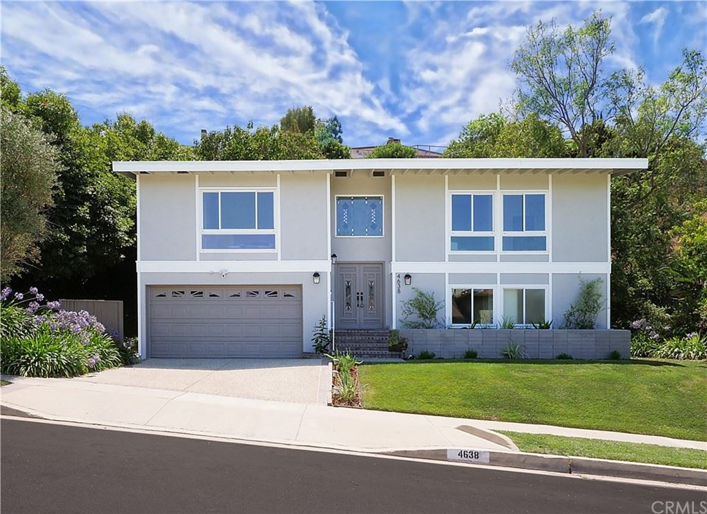 4638 Browndeer Lane, Rancho Palos Verdes, CA 90275 - MLS#: SB21167551