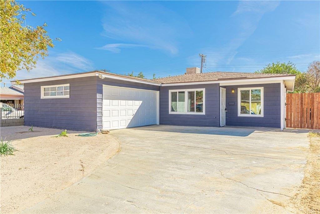 1512 E Avenue R1, Palmdale, CA 93550 - MLS#: SR21228551