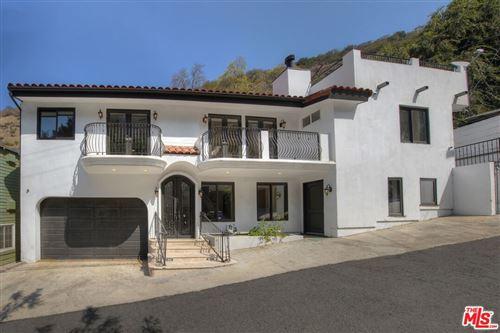 Photo of 9845 Portola Drive, Beverly Hills, CA 90210 (MLS # 21779552)