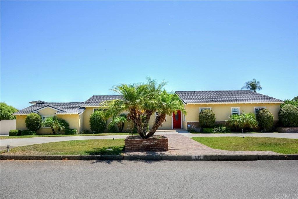 7813 Valle Vista Drive, Rancho Cucamonga, CA 91730 - MLS#: CV21169552