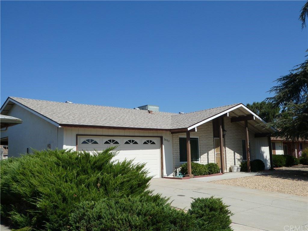 28065 Sun City Boulevard, Menifee, CA 92586 - MLS#: IV21151553