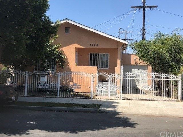 1463 E 42nd Street, Los Angeles, CA 90011 - MLS#: MB20148553