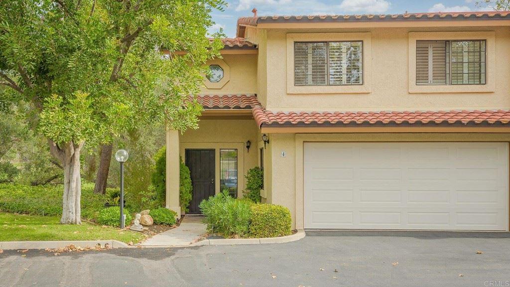 1718 Tecalote Drive #4, Fallbrook, CA 92028 - MLS#: NDP2111553