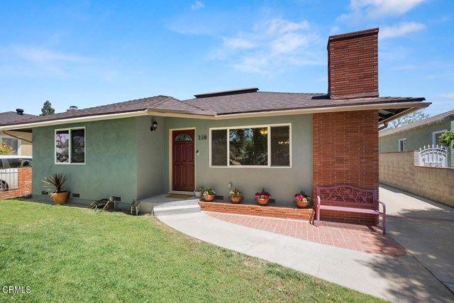 338 S Myers Street, Burbank, CA 91506 - MLS#: P1-4553