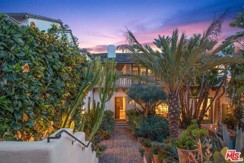 Photo of 1650 Amalfi Drive, Pacific Palisades, CA 90272 (MLS # 21719554)