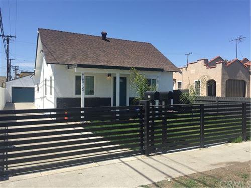 Photo of 8183 San Antonio Avenue, South Gate, CA 90280 (MLS # DW21098554)