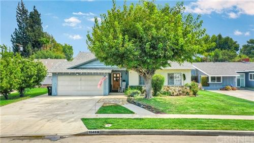 Photo of 10410 Ruffner Avenue, Granada Hills, CA 91344 (MLS # SR20197555)