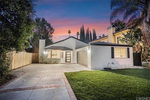 Photo of 15115 Hartsook Street, Sherman Oaks, CA 91403 (MLS # SR21216555)