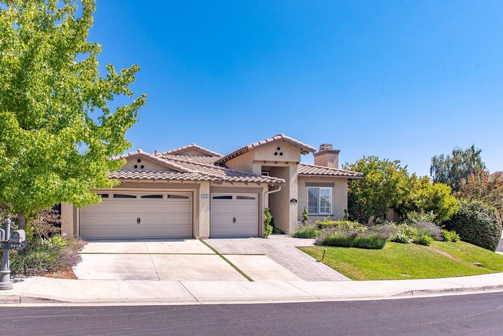 3418 Indian Ridge Circle, Thousand Oaks, CA 91362 - #: 221004555