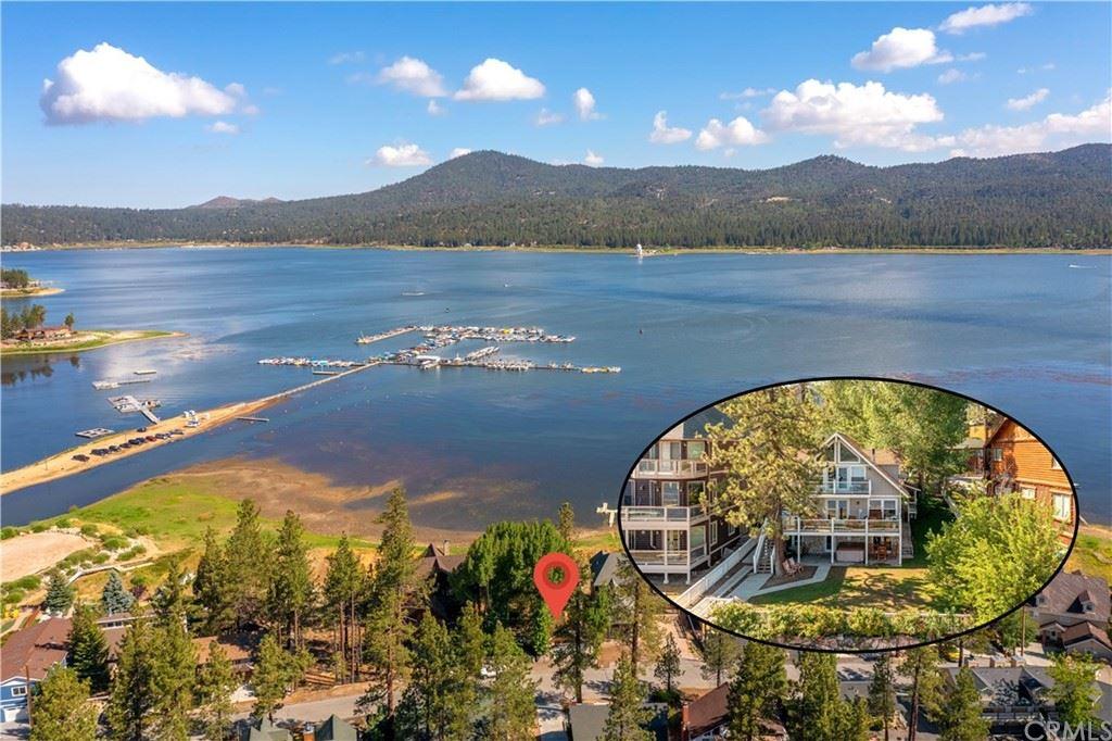 40612 Simonds Drive, Big Bear Lake, CA 92315 - MLS#: EV21135555