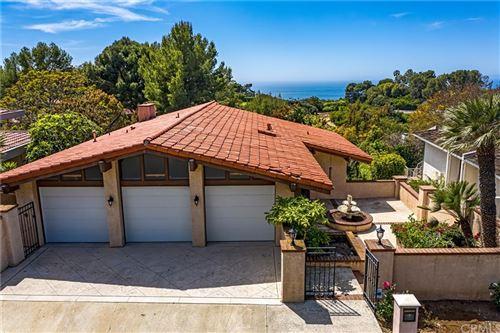 Photo of 1921 Via Estudillo, Palos Verdes Estates, CA 90274 (MLS # SB21105556)
