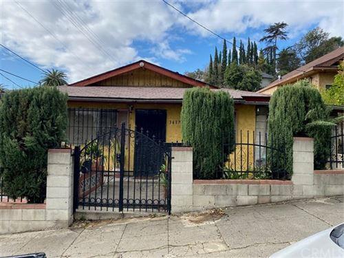 Photo of 3417 Glenalbyn Drive, Los Angeles, CA 90065 (MLS # WS20054556)