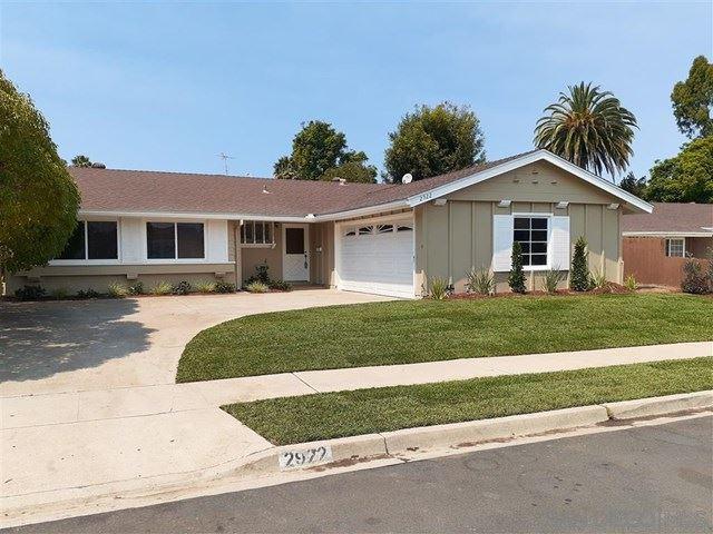 2922 RENAULT STREET, San Diego, CA 92122 - #: 200043556
