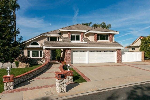 Photo of 3337 Mountain Trail Avenue, Newbury Park, CA 91320 (MLS # 220002556)