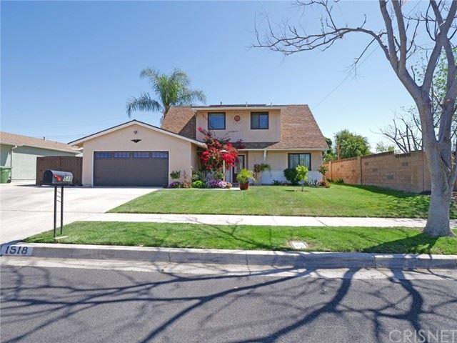 1518 Kane Avenue, Simi Valley, CA 93065 - #: SR21066556