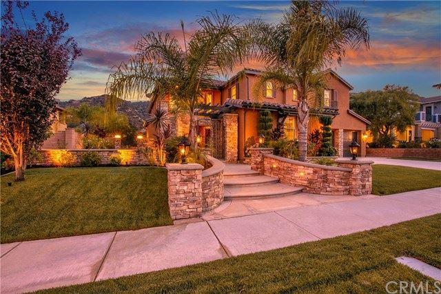 8237 Sunset Rose Drive, Corona, CA 92883 - MLS#: TR20170556