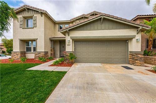 Photo of 40465 Erica Avenue, Murrieta, CA 92562 (MLS # SW21078557)