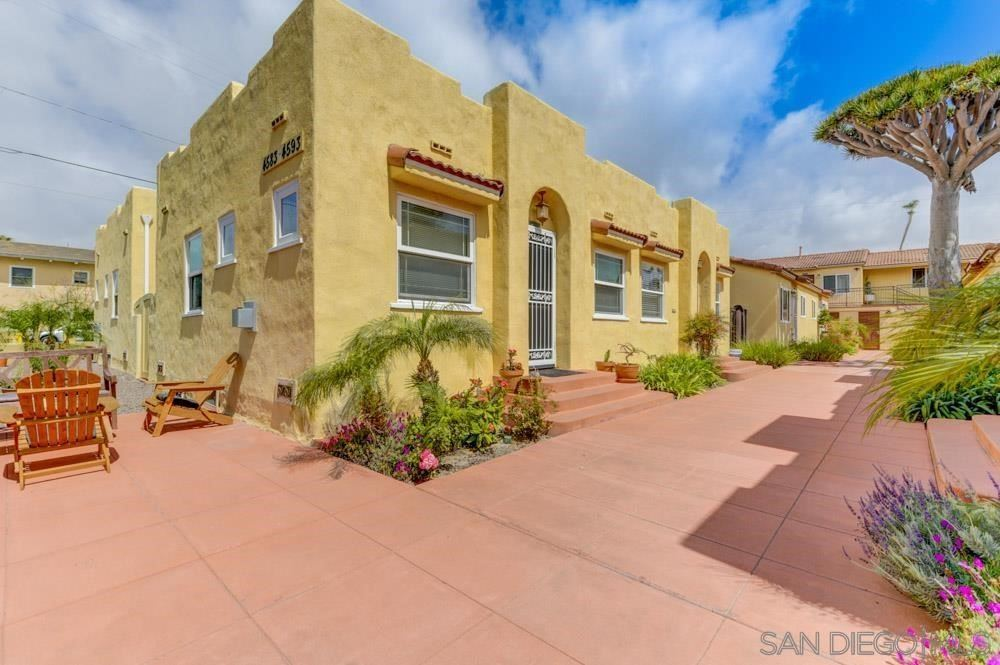4587 Campus Ave, San Diego, CA 92116 - #: 210021557