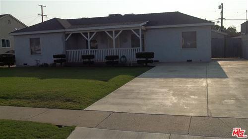 Photo of 9321 S 5Th Avenue, Inglewood, CA 90305 (MLS # 21780558)