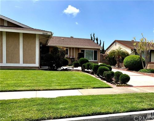 Photo of 10448 Thrush Avenue, Fountain Valley, CA 92708 (MLS # OC21084558)