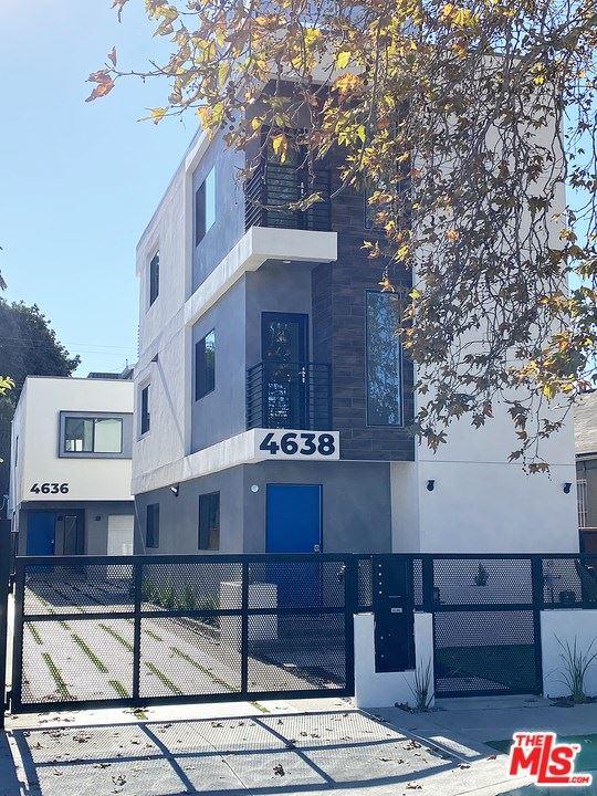 4636 Lomita Street, Los Angeles, CA 90019 - #: 21686558