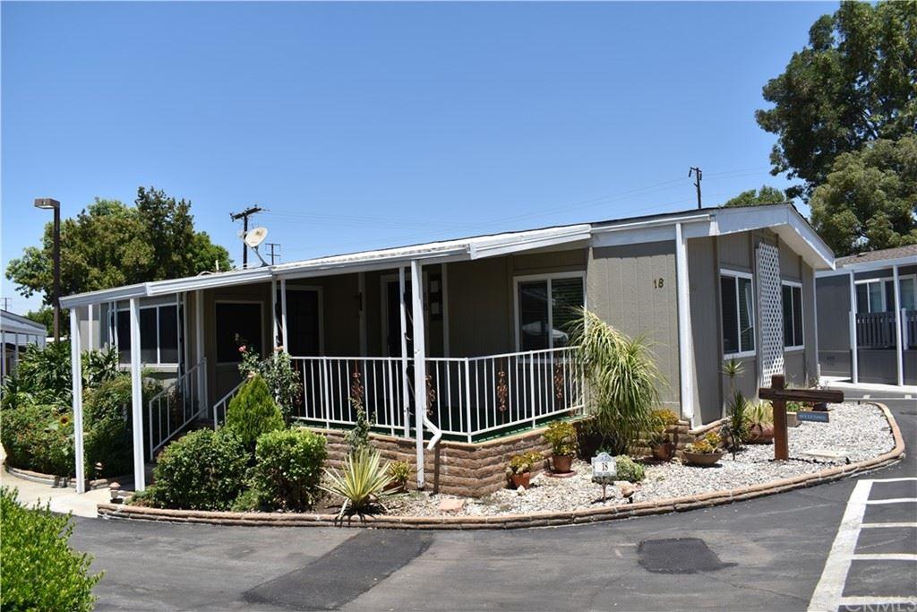21310 E Covina Boulevard #18, Covina, CA 91724 - MLS#: CV21144558