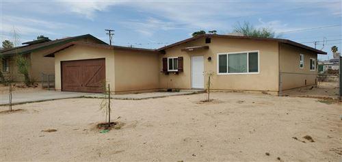 Photo of 5658 Morongo Road, 29 Palms, CA 92277 (MLS # 539559)