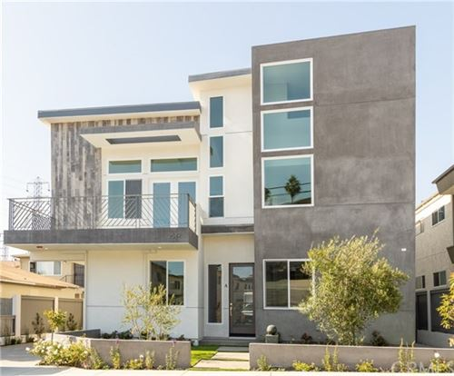 Photo of 2519 Mathews Avenue #B, Redondo Beach, CA 90278 (MLS # SB20123559)