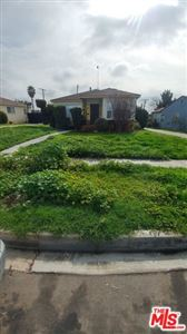 Photo of 11118 S ST ANDREWS Place, Los Angeles, CA 90047 (MLS # 19502560)