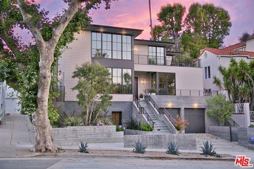 Photo of 10342 Lorenzo Drive, Los Angeles, CA 90064 (MLS # 20614560)