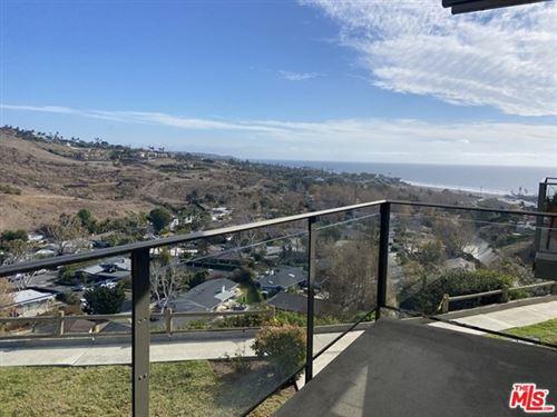Photo of 6232 Tapia Drive #B, Malibu, CA 90265 (MLS # 21675560)