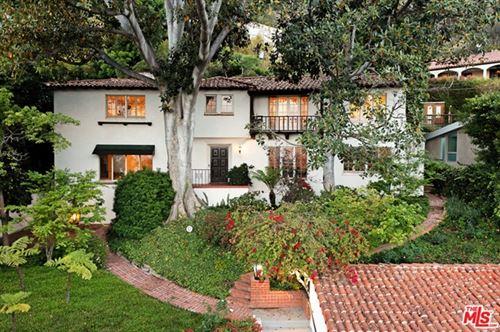 Photo of 1669 N Crescent Heights Boulevard, Los Angeles, CA 90069 (MLS # 21731560)
