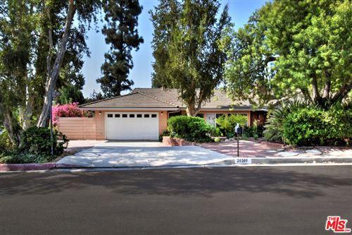 Photo of 20300 Tau Place, Chatsworth, CA 91311 (MLS # 21783560)