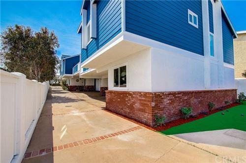 Photo of 2113 Vanderbilt Lane #C, Redondo Beach, CA 90278 (MLS # SB21072560)