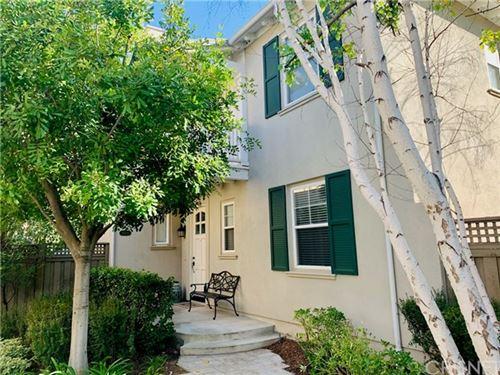 Photo of 26906 Monterey Avenue, Valencia, CA 91355 (MLS # SR21037560)