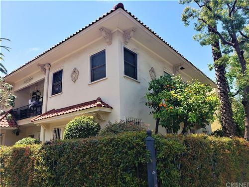 Photo of 5648 Franklin Avenue, Los Angeles, CA 90028 (MLS # SR21167560)