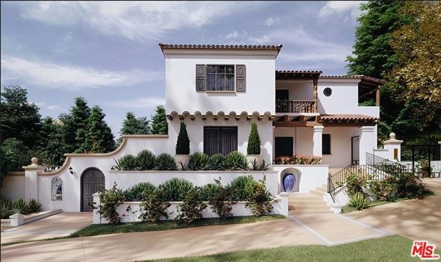 Photo of 1121 Tower Road, Beverly Hills, CA 90210 (MLS # 21716560)