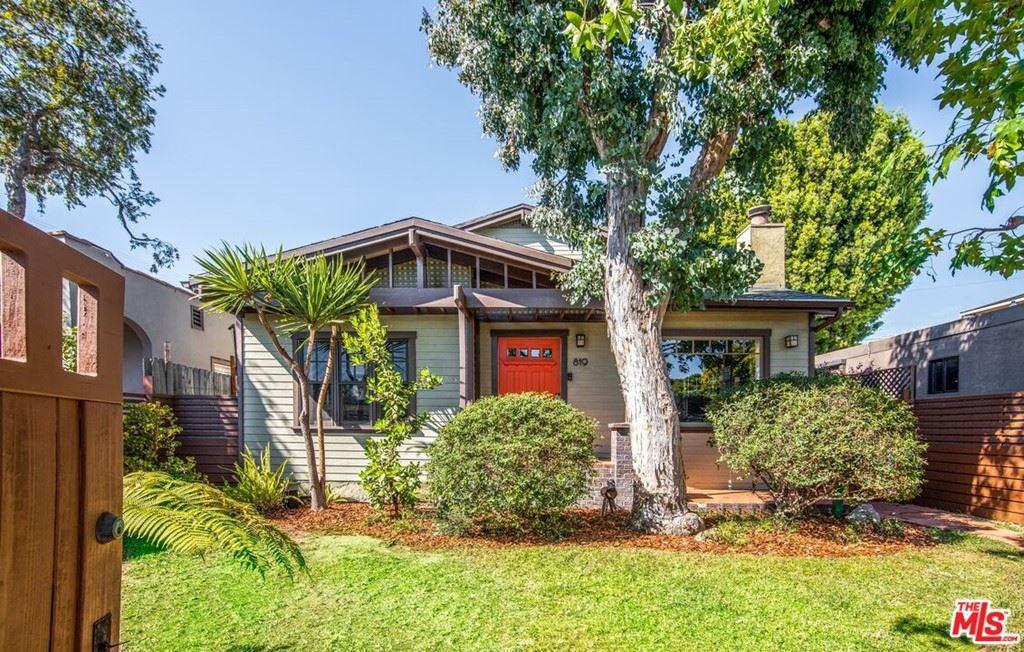 819 Cedar Street, Santa Monica, CA 90405 - MLS#: 21791560