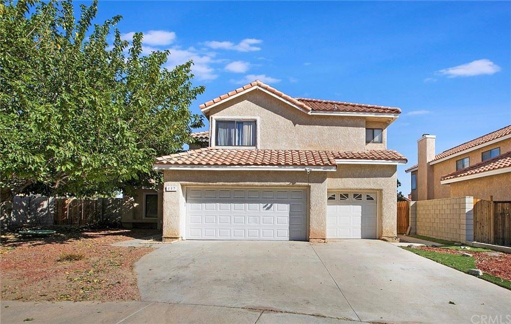 447 Magna Vista Court, Palmdale, CA 93551 - MLS#: BB21203560