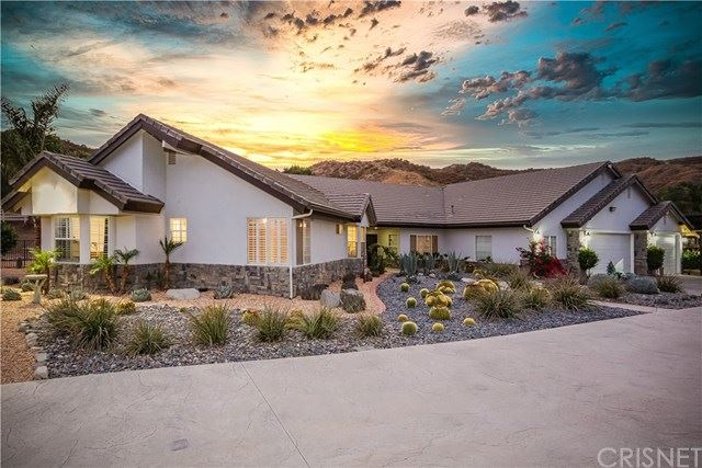 Photo for 30771 Sloan Canyon Road, Castaic, CA 91384 (MLS # SR20123560)