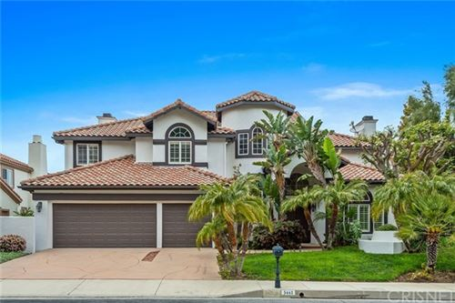 Photo of 3441 CORDOVA Drive, Calabasas, CA 91302 (MLS # SR21076562)