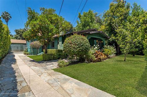 Photo of 1975 Lundy Avenue, Pasadena, CA 91104 (MLS # 820002563)