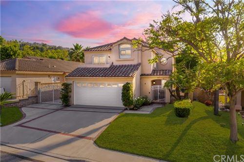 Photo of 849 S Orchid Lane, Anaheim Hills, CA 92808 (MLS # PW20159563)