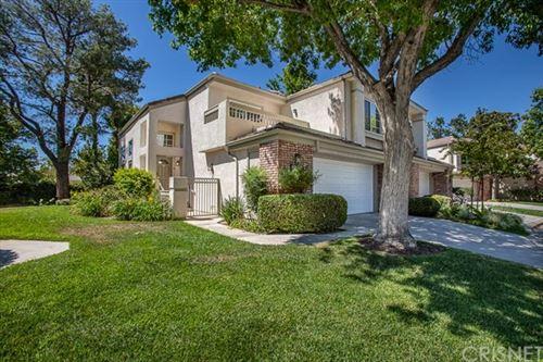 Photo of 24418 Hampton Drive #A, Valencia, CA 91355 (MLS # SR20150564)