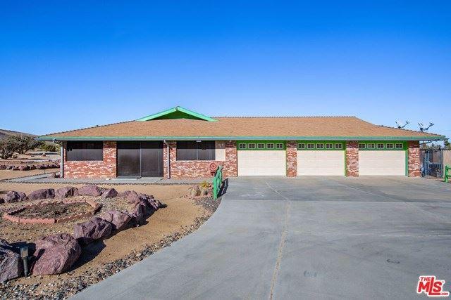 56760 Chipmunk Trail, Yucca Valley, CA 92284 - MLS#: 20672564