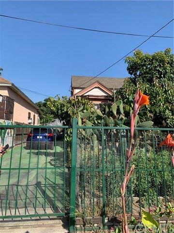 2814 Maple Avenue, Los Angeles, CA 90011 - MLS#: DW20129564