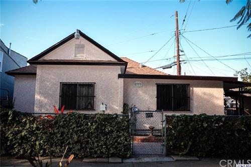 Photo of 5777 Aldama Street, Los Angeles, CA 90042 (MLS # 320005565)