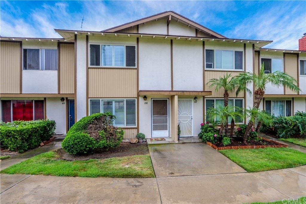 Photo of 1722 Mitchell Avenue #108, Tustin, CA 92780 (MLS # PW21163565)