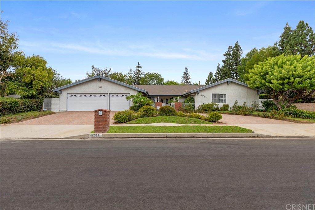 9751 Aldea Avenue, Northridge, CA 91325 - MLS#: SR21216565