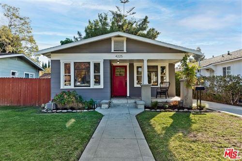 Photo of 4225 Madison Avenue, Culver City, CA 90232 (MLS # 21797566)